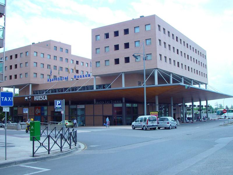 Estacion Intermodal de Huesca