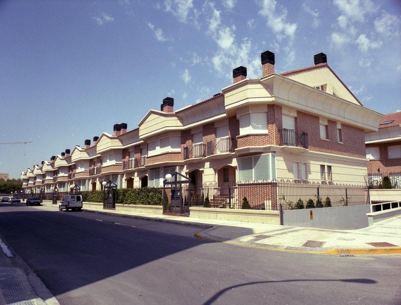 Urbanizacion Cerr -San Jorge Huesca