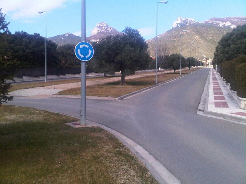 Urbanizacion Golf Guara Huesca