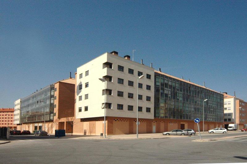 66 viviendas VPO Poligono 24 Huesca