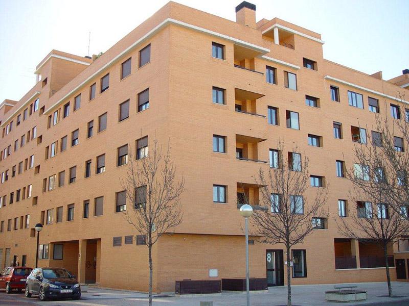 54 viviendas  Poligono 29 Huesca