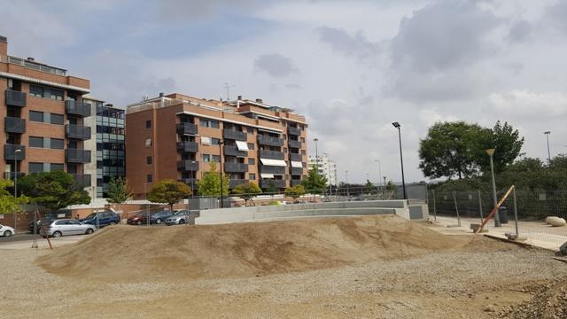 Ayto Huesca Escenario Aire Libre